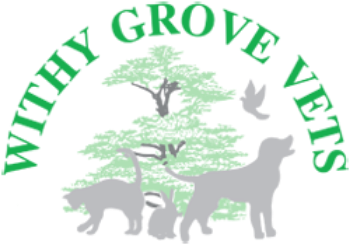 Withy Grove Vets Logo